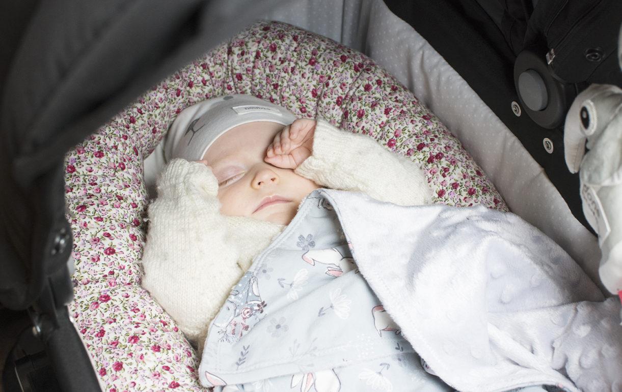 Tubis till barnvagn