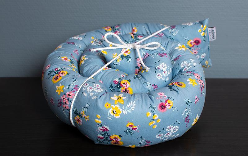 Tubis, vagnorm, ger en mysigare tryggare känsla för det lilla barnet i sin barnvagn.
